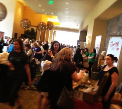 Off to BlogHer Food '15!